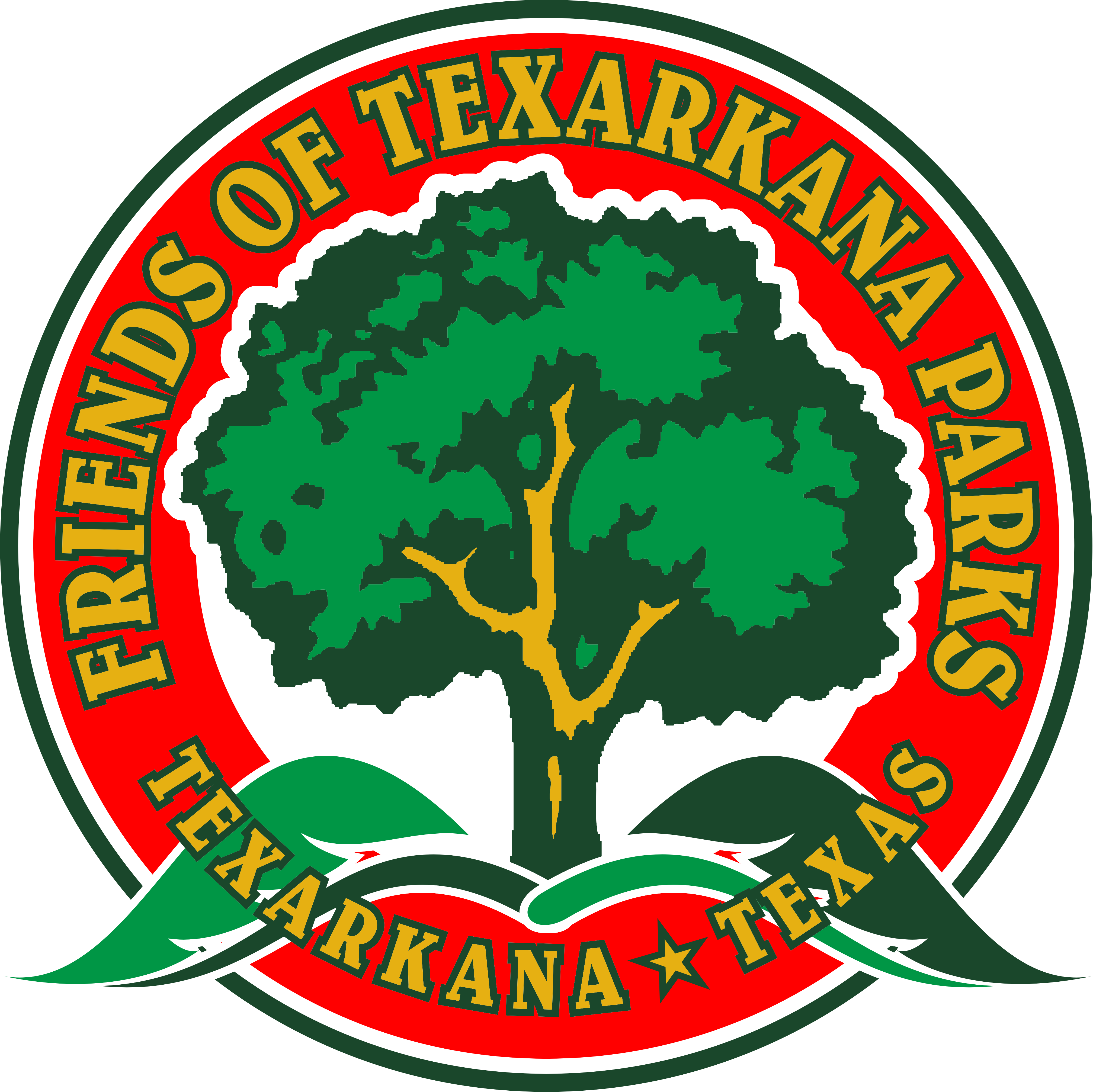 Friends of Texarkna Parks logo