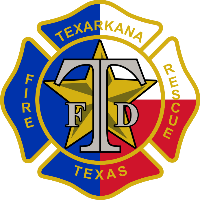 Texarkana Fire Rescue Final Logo